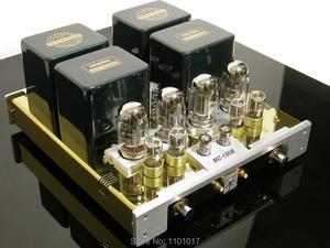 YaQin MC-100B KT88 Push-Pull Tube Amplifier HIFI EXQUIS 6SN7 12ax7 Lamp AMP MS100B