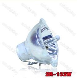 132w 2r sharpy feixe movendo a cabeça lâmpada dmx palco dj festa luzes lâmpada de substituição