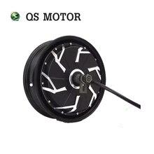 QS Motor bldc 12*3.5 pouces 7000W 260 50H V4 moteur-moyeu e-scooter électrique   Moteur pour Scooter électrique