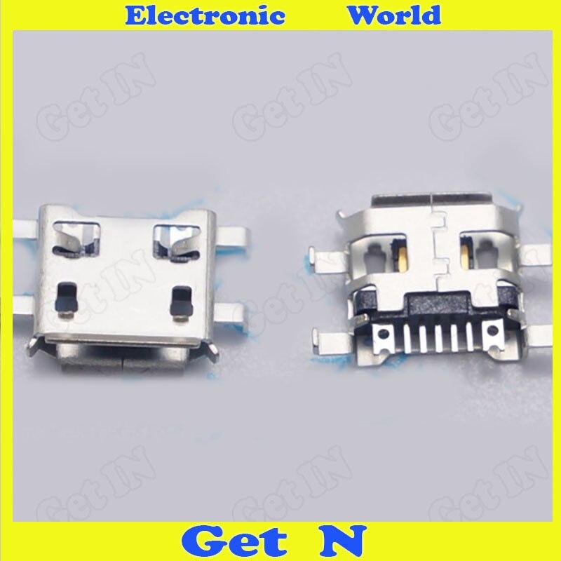 10000 USB المقبس غرق 0.72 USB الإناث المكونات مايكرو USB 5P الأم Conector بالوعة لوحات