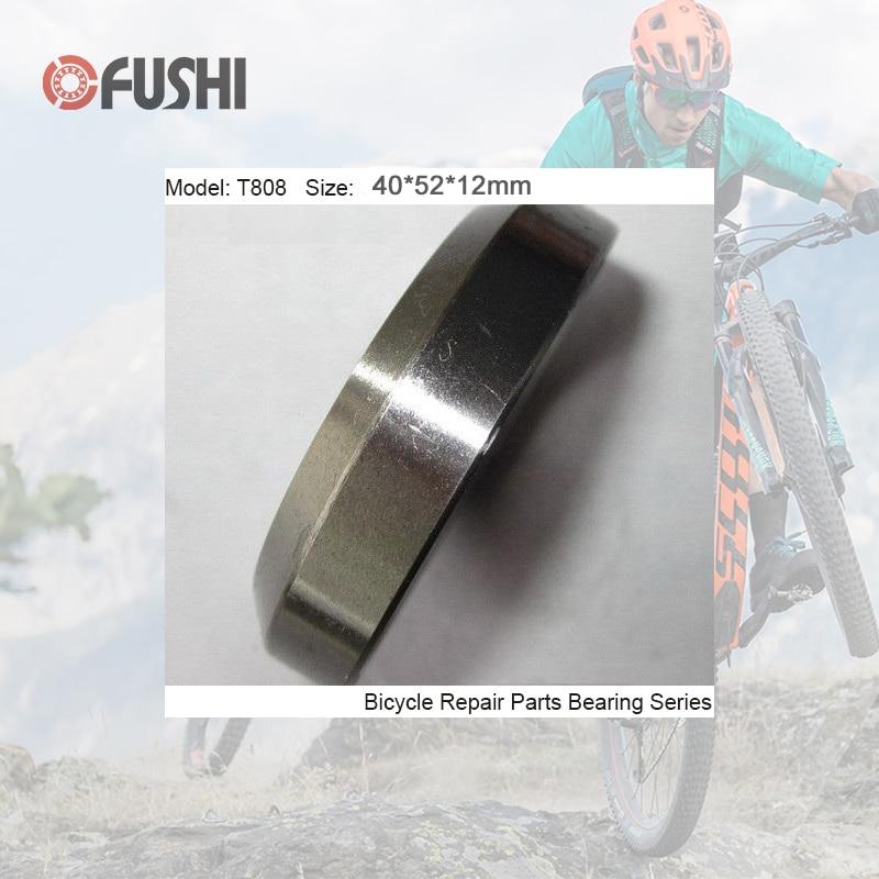 T808 Lager 40*52*12mm 45/45 (1 PC) 1-1/2 zoll Fahrrad Kopf sets Reparatur Teile 405212 Kugellager