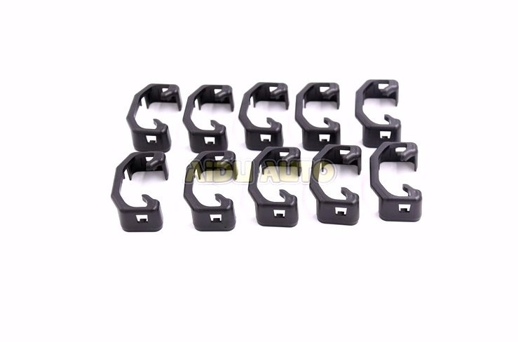 8 шт. 5N0881347A для VW Tiguan Sharan slide clip slide rail blanking Cap 5N0 881 347 A