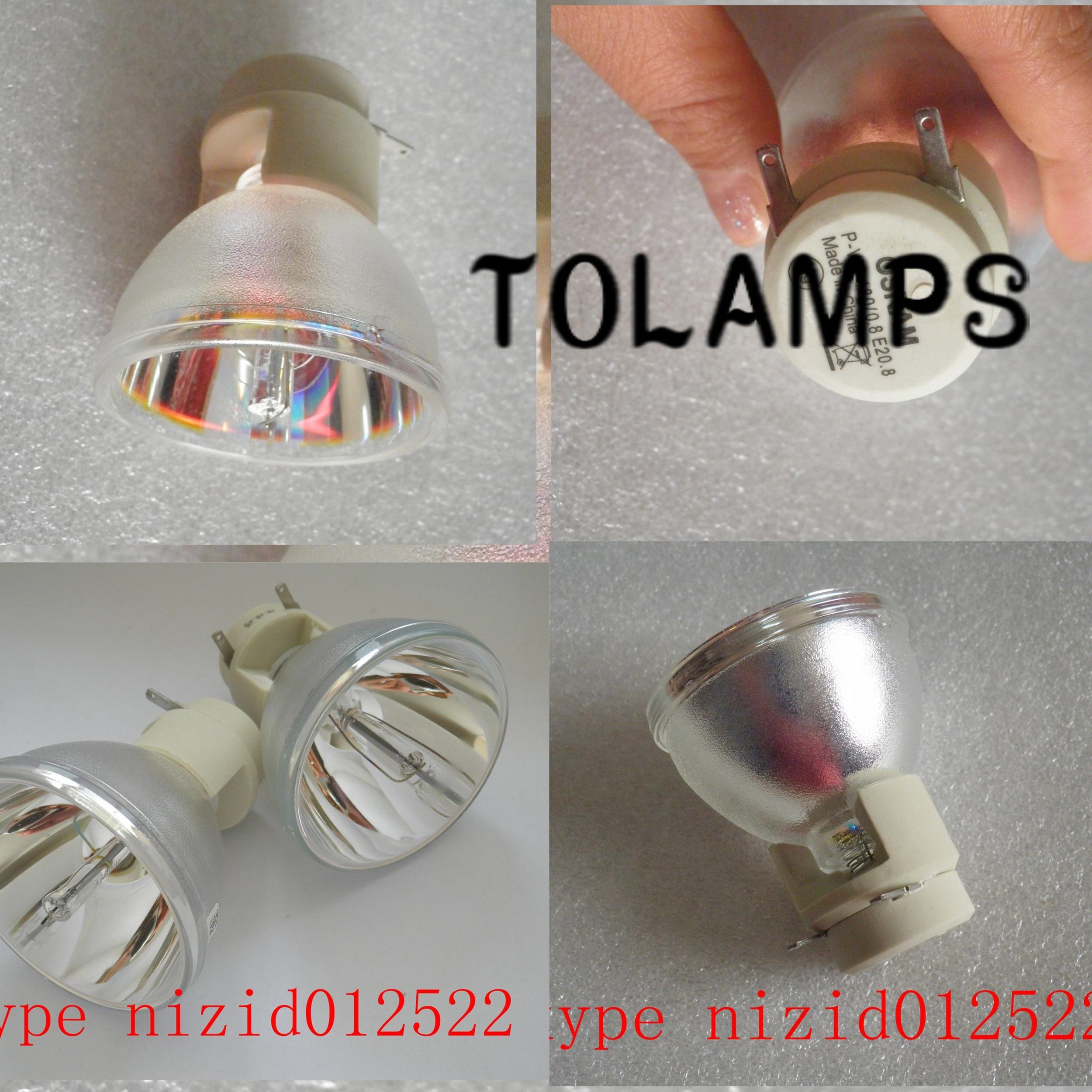 Lâmpada do projetor lâmpada VIP180 0.8 E20.8 RLC-072 para PJD5123 PJD5133 PJD5223 PJD5233 PJD5353 PJD5523W PJD6653w