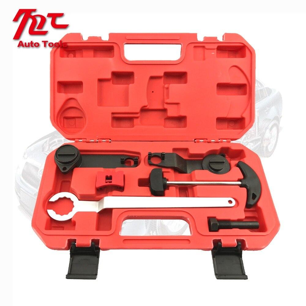 مجموعة أدوات محاذاة عمود الكامات لتوقيت محرك السيارات ، لـ VW ، Audi A3 ، Seat ، Skoda ، 1.0/1.2/1.4 ، ST0241
