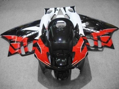 Bagues de moto OEM pour CBR600 F3   1995 1996 CBR 600 F3 CBR600F3 96 95 kits et réservoir de bagues rouges blancs noirs