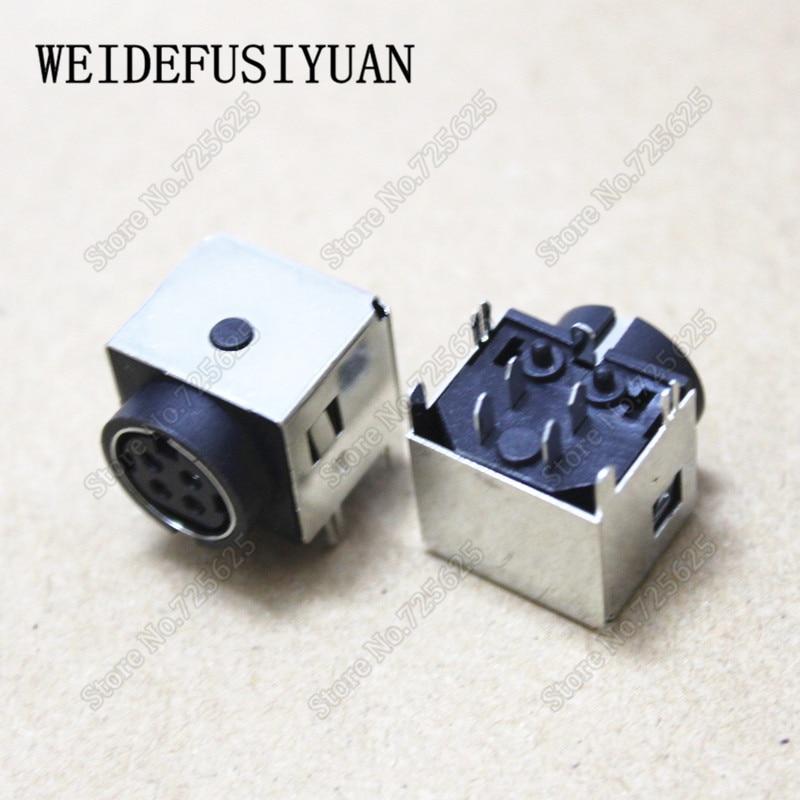10 unids/lote DC conector de alimentación puerto de carga para Acer Aspire...