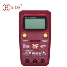 Testeur de Transistor numérique ESR02 Pro compteur de résistance de Triode à Diode multi-usages MOS/PNP/NPN SMD testeur