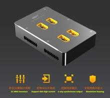 ISDT SC-608 SC-620 parallelo consiglio XT60 piastra di ricarica caricabatterie lipo Sicuro PC-4860 vendita Calda