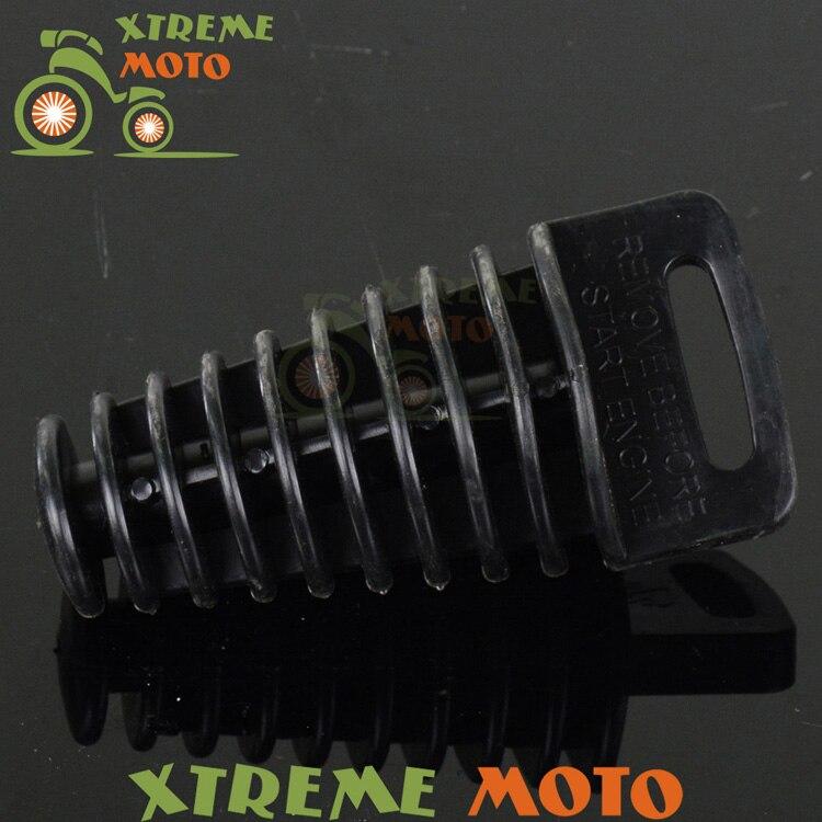 Silenciador de escape silenciador lavado macho enchufe impermeable para KTM CRF CR XR YZ YZF WR FRM KX KLX RM RMZ RMX DR DRZ Motocross Enduro