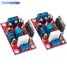 TDA7293 * 2 85W + 85W TDA7293 carte amplificateur cc parallèle Mono TDA7293 amplificateur Kit électronique combinaison 2.1 2.0 amplificateur bricolage