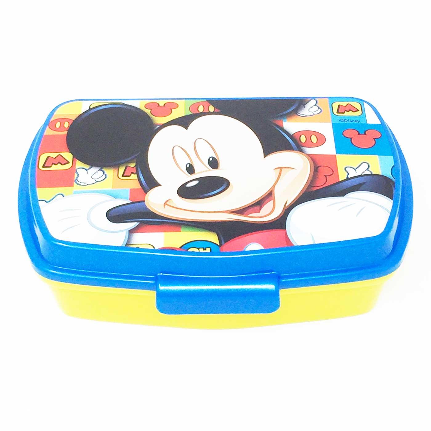 Mickey-Sandwichera retangular Mickey Mouse
