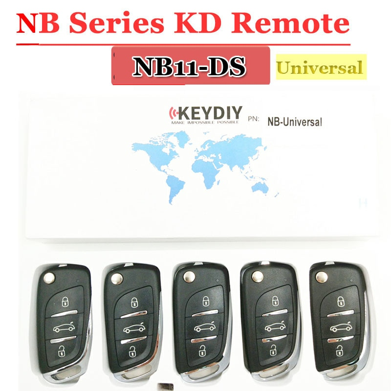 Mando a distancia Universal NB11 DS desacoplado (5 unids/lote) KD900 KD900 + Control remoto Mini KD URG200