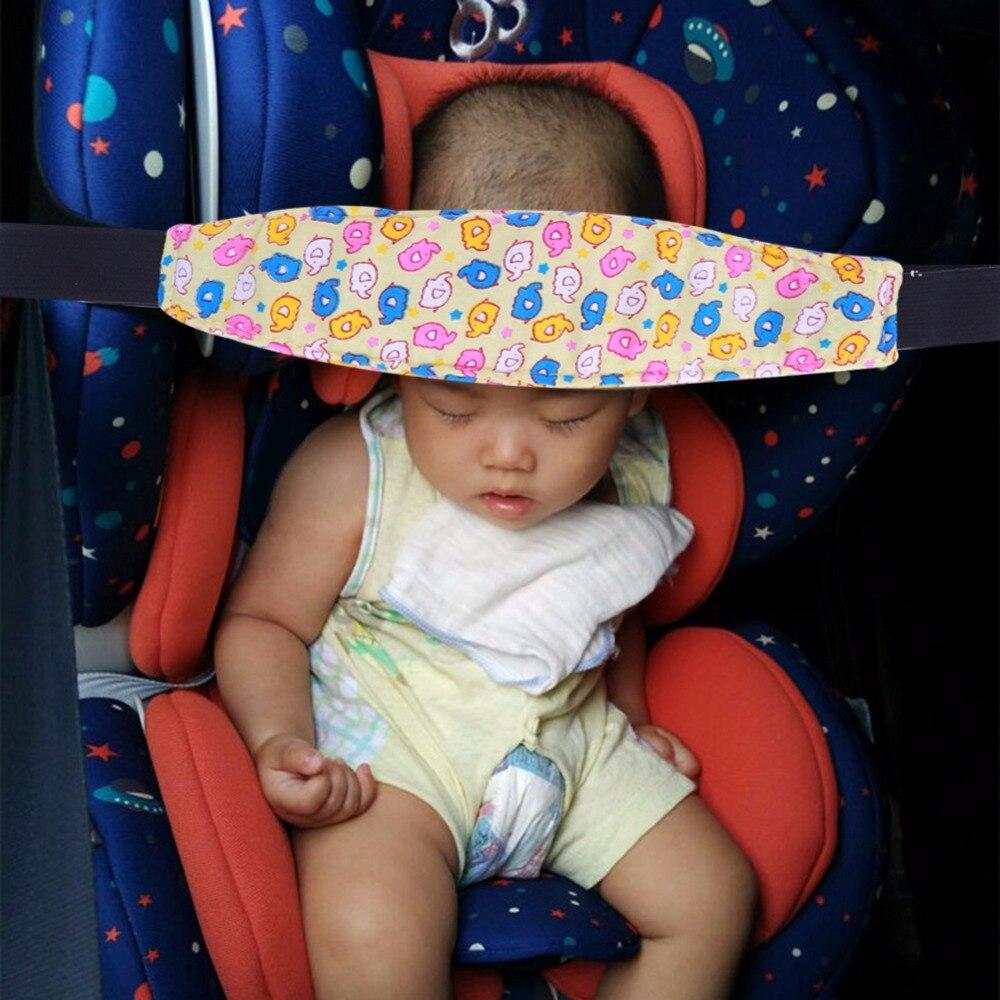 Almofadas de carro do bebê assento de segurança sono nap cabeça banda crianças proteção de cabeça crianças cadeira almofada travesseiro suporte cinto estilo do carro
