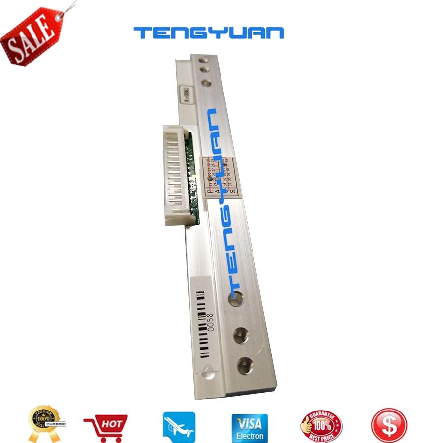 10 piezas X nuevo TSC 244 ttp244 ttp-244 plus pro 203dpi cabezal de impresión para TTP-244plus/TTP-244pro/TTP-245C /T-200E de código de barras de cabezal de impresión