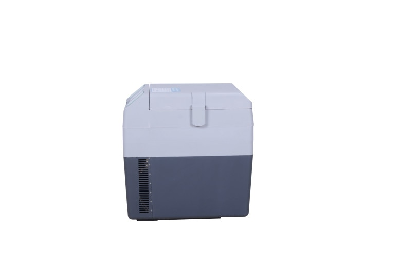Envío gratis a Cambodia Mini congelador refrigerador caja nevera portátil para coche para medicina de insulina icebox 30L