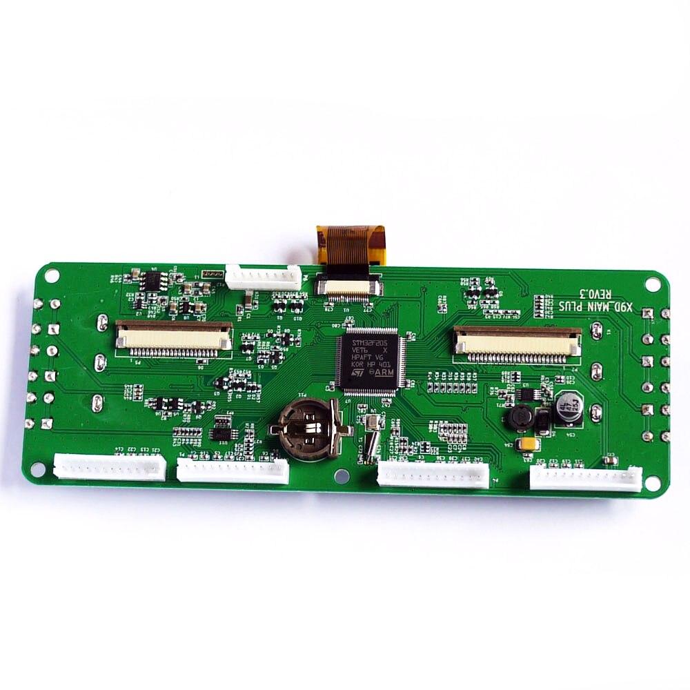 Placa base del transmisor de Radio Frsky Taranis X9D Plus