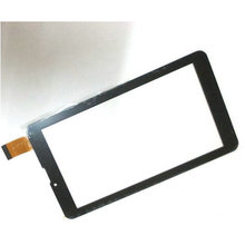 "Дигитайзер сенсорного экрана для 7 ""Oysters T72MR 3G T72HRI 3G, Супра M74AG, ритмикс RMD-753, Супра M74CG планшет сенсорная панель стекло"