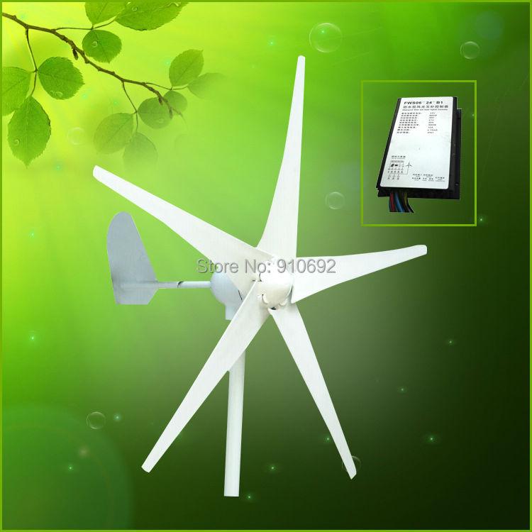 400 واط توربينات الرياح ماكس الطاقة 600 واط 5 شفرات صغيرة طاحونة الرياح منخفضة بدء الرياح مولد + 600 واط المياه برهان الرياح تحكم
