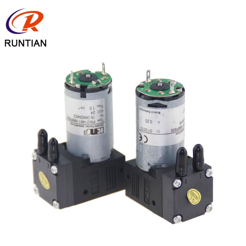 Pompe à vide de pompe à Air de KNF dimportation de haute qualité pour des pièces de machines dimpression dimprimante à jet dencre de grand Format de flore
