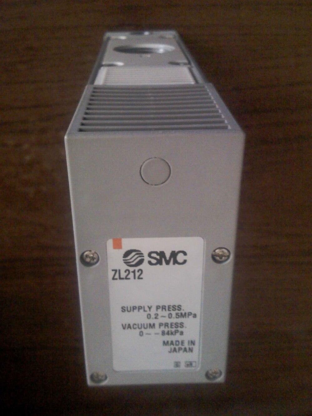 Eyector de vacío multietapa ZL212, flujo máximo de succión, 200 l/min