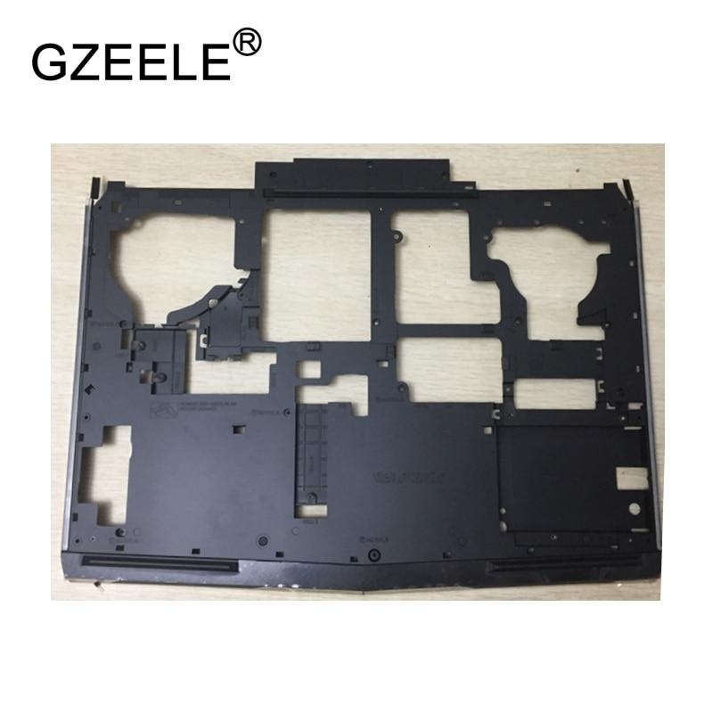"GZEELE New Laptop Replace Cover For DELL Alienware 17 R4 17.3"" Laptop Bottom Base Cover lower case 0X2J1T X2J1T AP1QB000500"