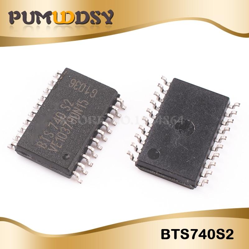 5PCS BTS740S2 BTS 740 S2 SOP20 new and original IC