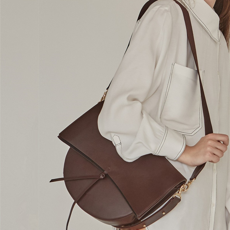 Luxury Brand Female Tote bag 2020 Retro Fashion New Quality PU Leather Women's Designer Handbag Casual Shoulder Messenger Bag