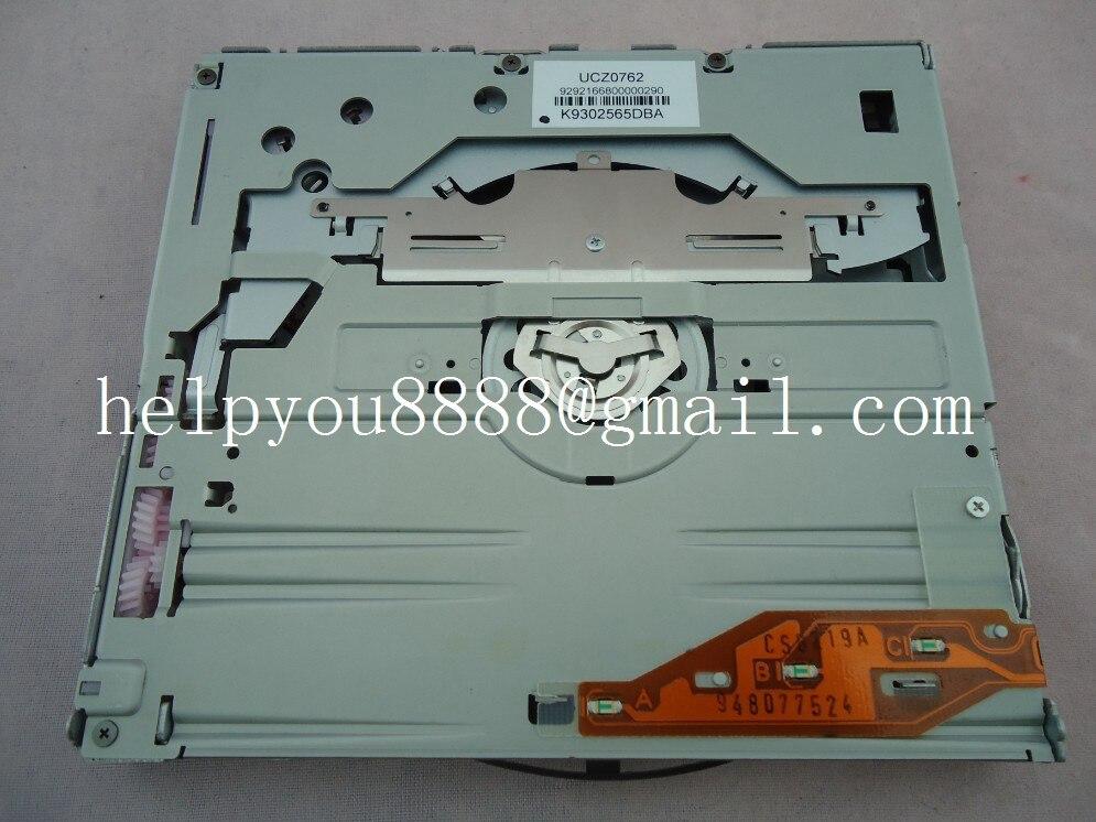 ¡Nuevo! Mecanismo de navegación satélite UCZ CD/cargador de DVD 039-20-20 para coche Infiniti G37, con radio de navegación HDD