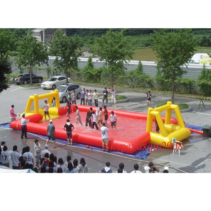 Boa qualidade PVC entretenimento esportes aquáticos natação piscina inflável piscina inflável para o miúdo