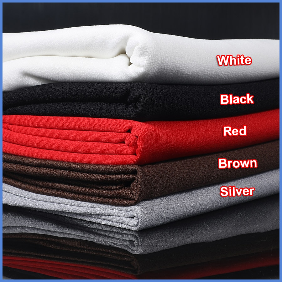 Prata/vermelho/branco/preto/marrom alto-falante pano grill auido estéreo dustcloth filtro tela malha alto-falante grille malha pano 1.7x0.5m
