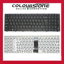 Tout nouveau clavier dordinateur portable russe pour CLEVO WA50SFQ WA50SHQ WA50SJQ WA50SRQ pour DNS 0801007 0801056 0801150 RU clavier qwerty