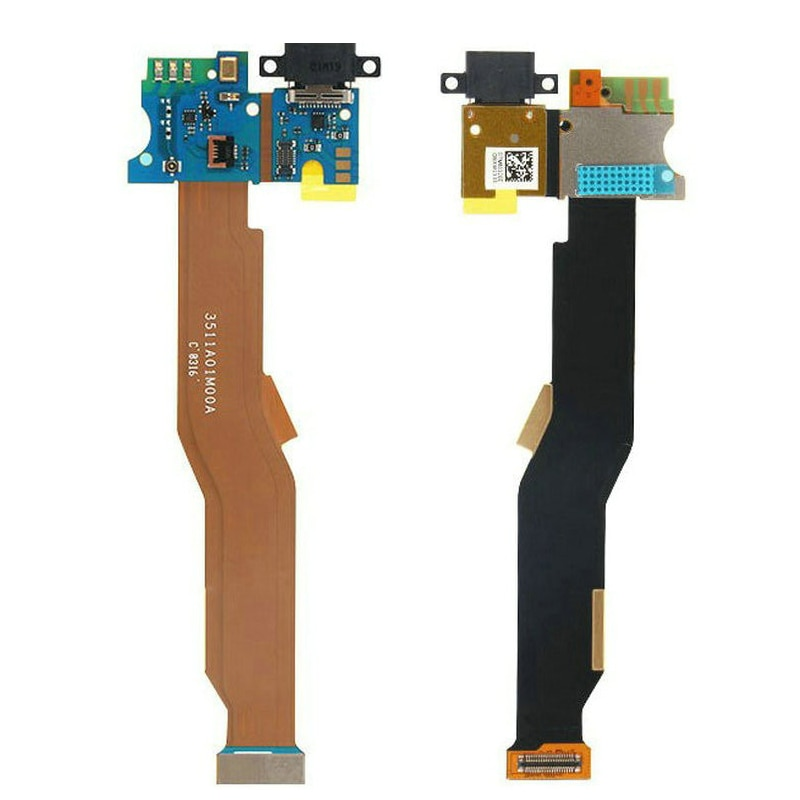 For Xiaomi Mi5 USB Module Plug Board+Microphone Module Flex Cable Dock Connector Mobile Phone Charger Circuits Part