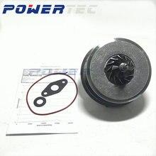 Cartouche turbo GT1544V   core CHRA 734598-0003 28201-2A000 pour KIA Morning Picanto 1.1 CRDI U1.1 Euro 4 55KW 75HP 2004-