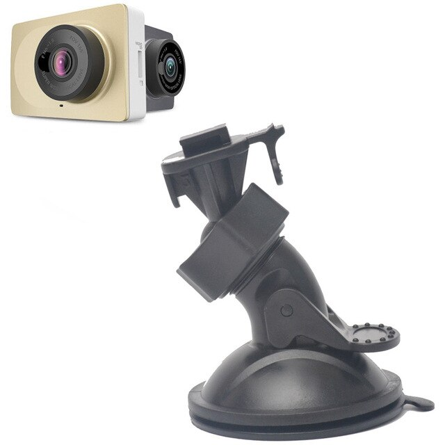 For Xiaomi Yi Gopro Smart Dvr Car 360 Degree Swivel Car Holder for Sport DV Camera Mount DVR Holders Car Cup Drive Recorder