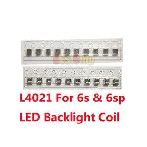20pcs/lot Original For iPhone 6S plus 6SP L4021/L4051LCD LED Backlight boost Coil on logic board fix part