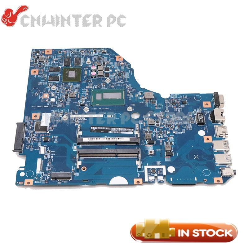 NOKOTION NBMV911007 NB.MV911.007 For Acer ASPIRE E5-772G laptop motherboard 448.04X09.001M SR170 I5-4200U CPU 940M graphics