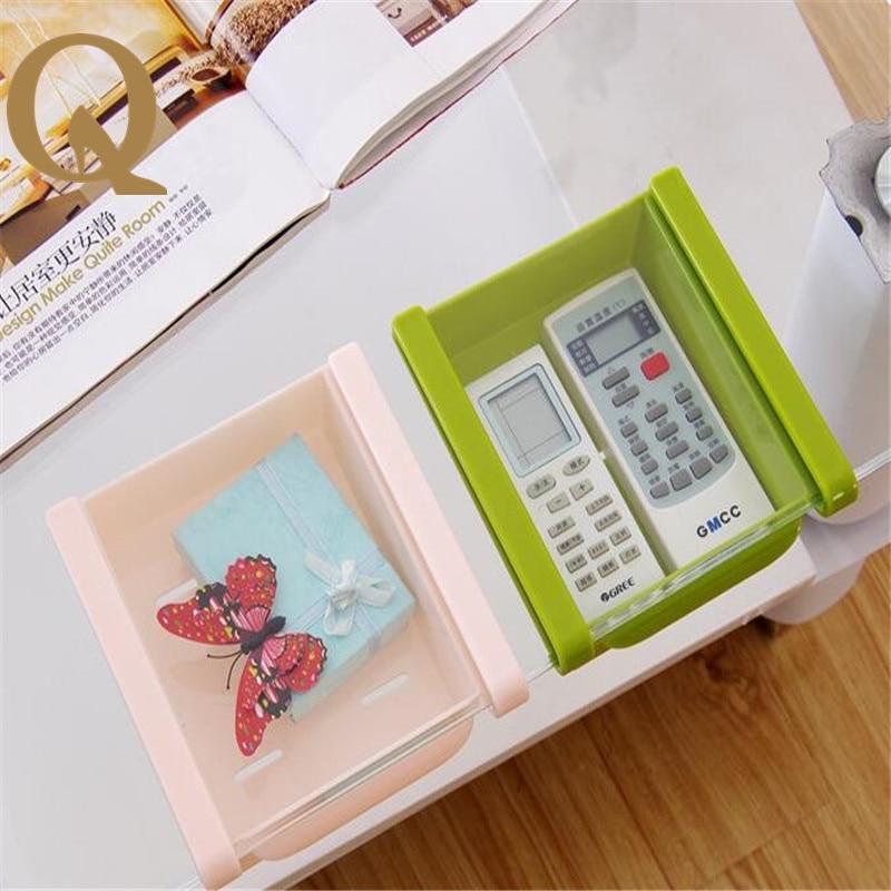 El refrigerador para estante de almacenamiento, caja de capas divisorias, clasificación de cocina creativa tic, caja de herramientas familiar