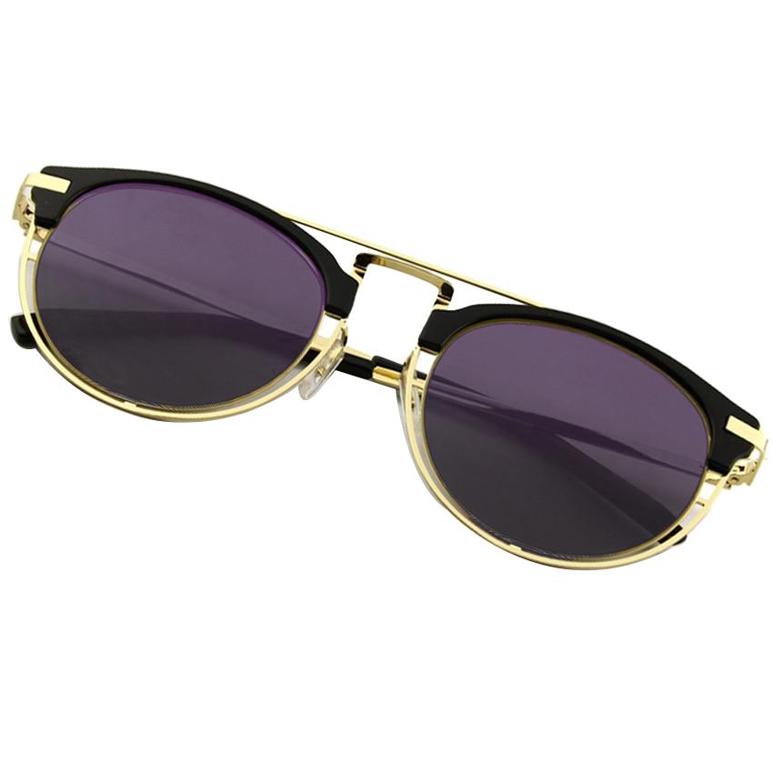 Retro Antigo Frame Da Liga de Óculos De Sol Das Mulheres de Design Da Marca Dupla Ponte Óculos de Sol Óculos de Viagem Ao Ar Livre Das Senhoras Das Mulheres Meninas
