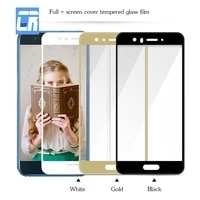 full cover screen protector tempered glass film for huawei nova 2 p8 p9 p10 plus p30 p20 lite protective film huawei y5 y7 2017
