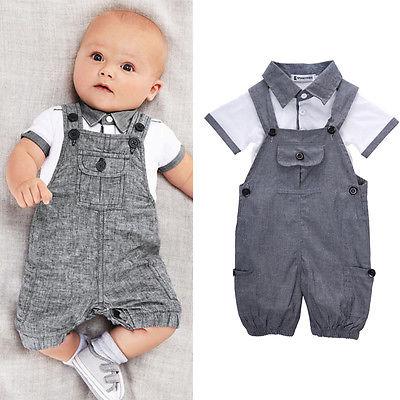 Emmaaby/комплект из 2 предметов для маленьких мальчиков, Детская футболка, комплекты с топами и штанами