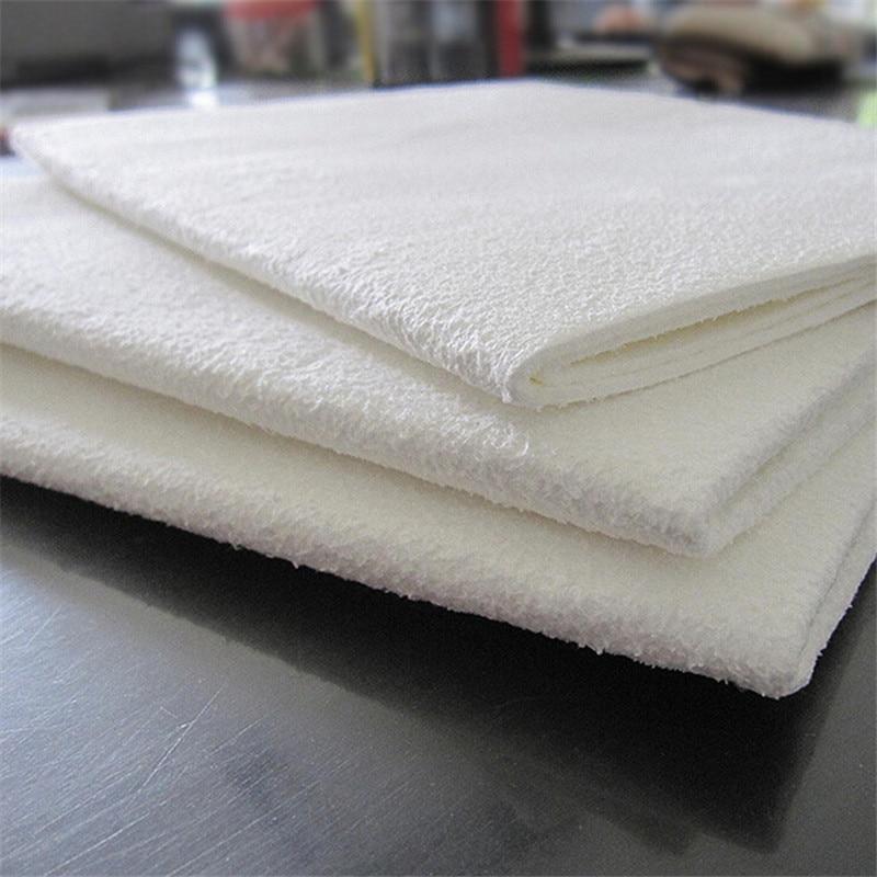 Сушильное полотенце из микрофибры, супер-абсорбирующее, без ворса, из искусственной замши, Южной Кореи