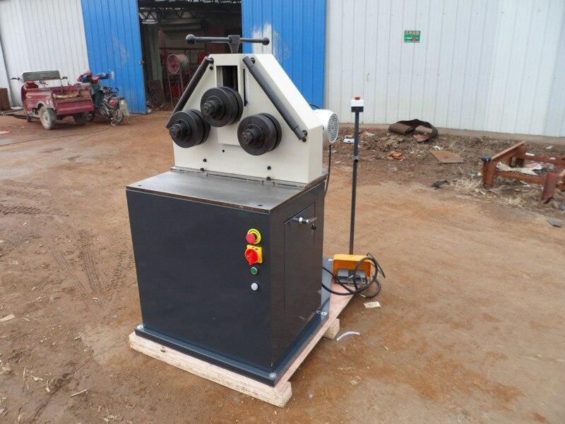 Herramientas para máquina dobladora redonda de tubos y barras de sección de electricidad de RBM-40HV