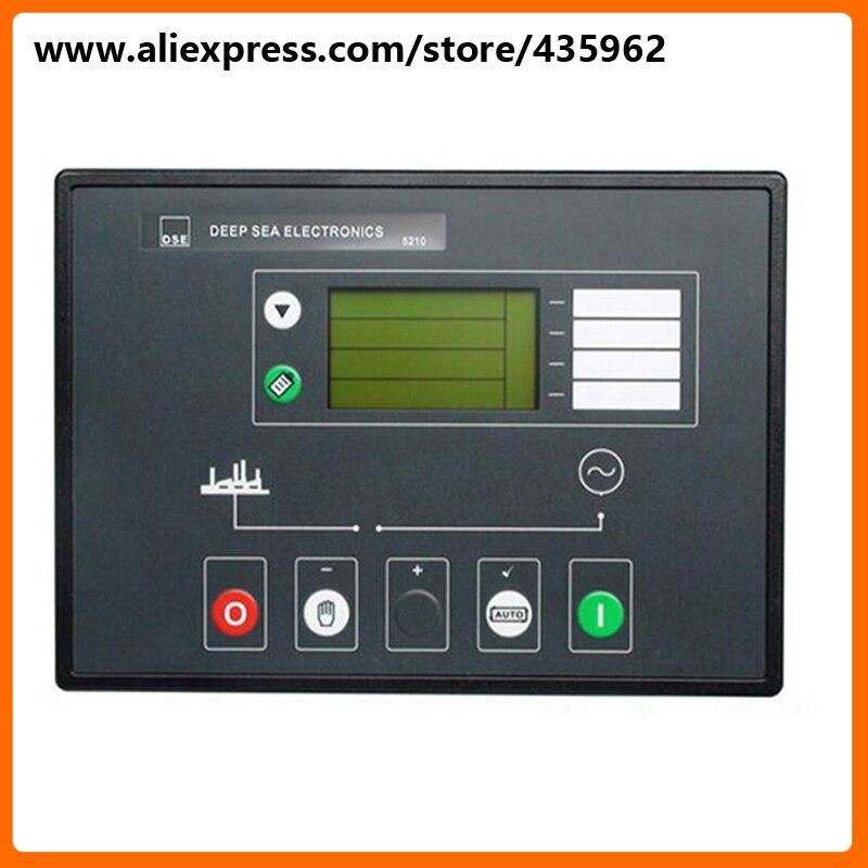 Dse5210 controlador gerador de mar profundo para genset diesel alta qualidade