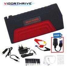 Chargeur externe de batterie 12V pour voiture   Mini appareil Portable de démarrage de voiture, carburant Diesel, rehausseur de batterie 600A