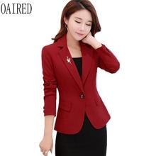Blazer Women Suit 2021 New Blazers Women Clothing Short Slim Spring And Autumn Suits Female Outerwea