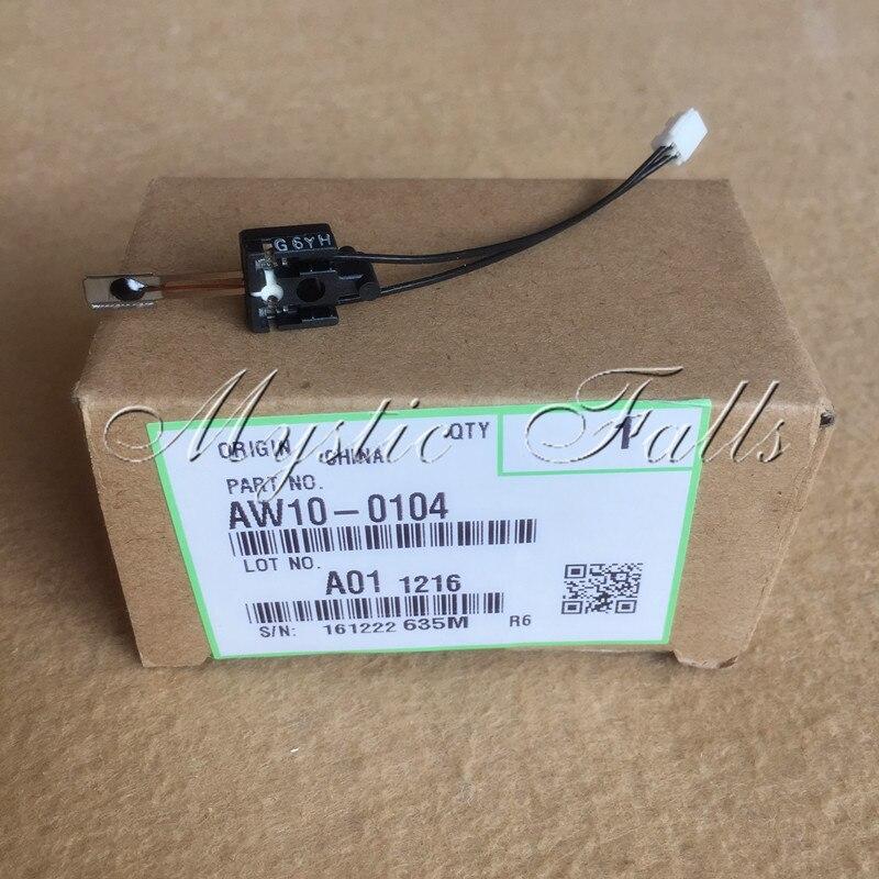 2X original nuevo para Ricoh africio MPC2500 MPC3000 fusor termistor MPC2000/2500/3000 fusor termistor AW10-0104 AW100104