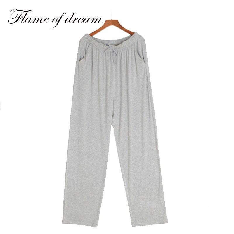 Мужские штаны из модала для сна, штаны для сна, пижама, мужские Пижамные штаны, Мужские штаны для отдыха 348