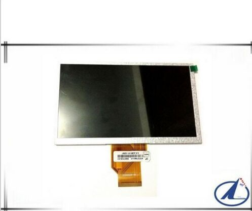 Tela vidro lcd tablet para amvox toks 7 polegadas originais