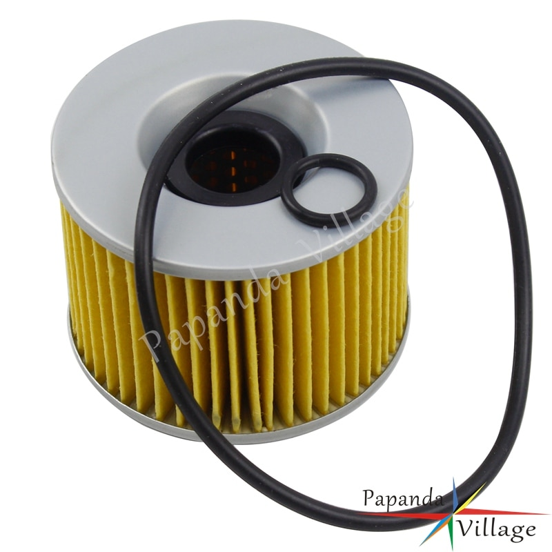 Motocicleta HF401 filtro de aceite para Benelli Bimota Honda CB350 400, 500, 550, 650, 750, 900 Kawasaki EX250 Z400 500 ZR400 ZRX1200