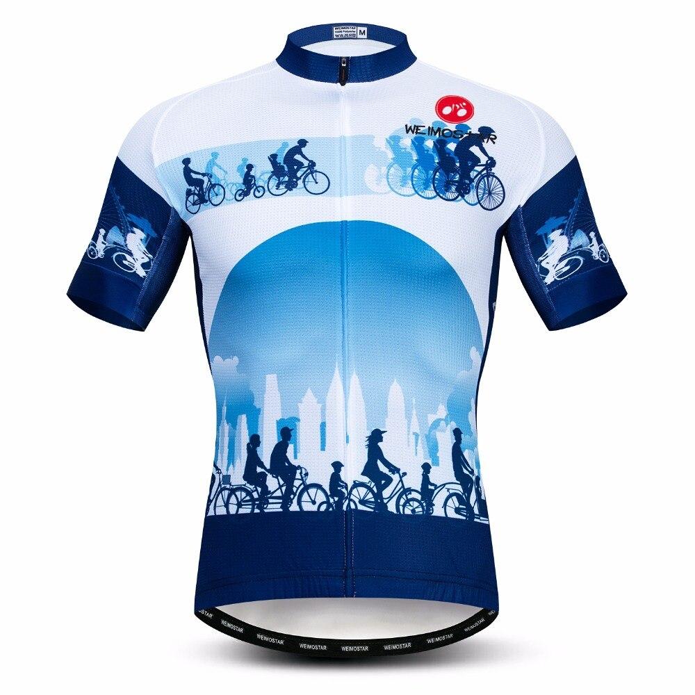 Camiseta de Ciclismo 2019 para hombres, camiseta de Ciclismo para verano, camisetas de manga corta para equipos, Maillot, camiseta de carreras para bicicleta, Verano